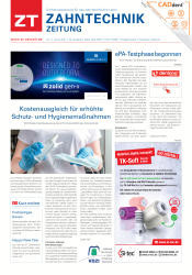 ZT Zahntechnik Zeitung 01/21