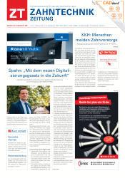 ZT Zahntechnik Zeitung 02/2021