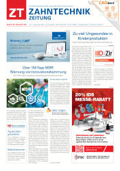 ZT Zahntechnik Zeitung 09/2021