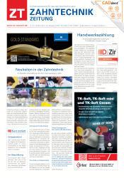 ZT Zahntechnik Zeitung 10/2021