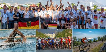 Sportweltspiele der Medizin und Gesundheit: Deutsche auf Platz 1
