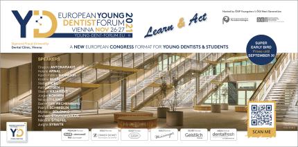 Kick-Off für das neue EUROPEAN YOUNG DENTIST FORUM 2021 in Wien