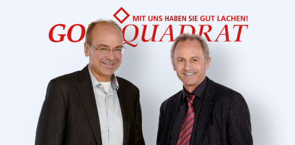 Gold Quadrat: Authentizität – Know-how – Motivation