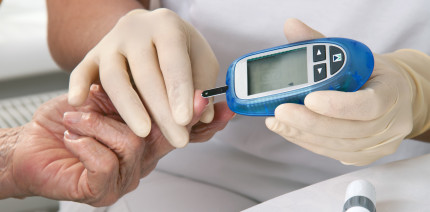 Risikopatienten: Bei Diabetes die Blutzuckerwerte im Griff