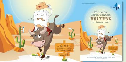 Europäischer Tag der Parodontologie am 12. Mai