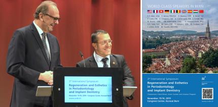 Erstklassige Referenten – das Herz des Symposiums in Bern