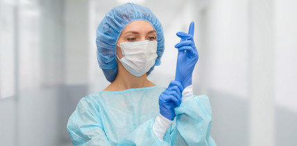 30 Mio. Euro für medizinische Schutzausrüstung fixiert
