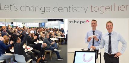 3Shape zur IDS: Let's change dentistry together