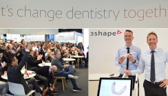 3Shape zur IDS: Let's change dentistry together