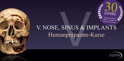 Humanpräparate-Kurs für Implantologen in Berlin