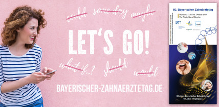 Endet heute: Frühbucherrabatt für den Bayerischen Zahnärztetag