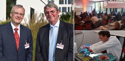 Aktuelle Trends der Implantologie im Fokus des 9. Münchener Forums