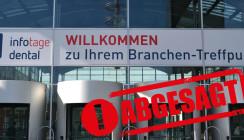 id infotage dental in München und Frankfurt abgesagt