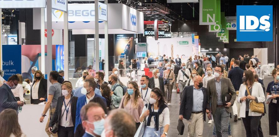 IDS 2021 in Köln: 23.000 Besucher aus 114 Ländern