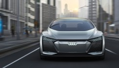 Concept Car Audi Aicon – autonom auf Zukunftskurs