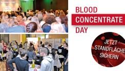 Blood Concentrate Day: Jetzt Standflächen buchen!