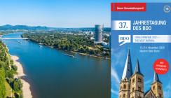 BDO-Jahrestagung im November in Bonn statt in Berlin