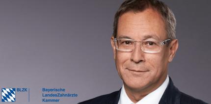 Christian Berger als BLZK-Präsident wiedergewählt