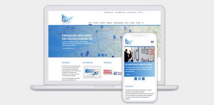 Zeitgemäß und aktuell: BVD mit neuem Internetauftritt