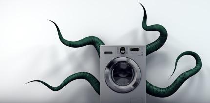 Hygiene-Albtraum: Waschmaschine verbreitet resistente Keime