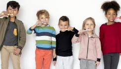 Zwei Drittel der Berliner Schüler erhalten Fluorid-Behandlungen