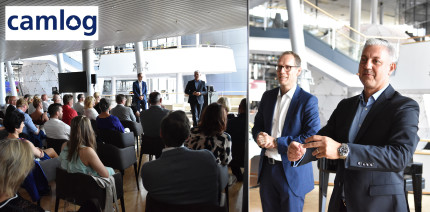 "CAMLOG-Event ""Krise als Chance"" in Dresden"