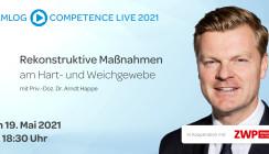 Heute ab 18.30 Uhr: CAMLOG LIVE-OP mit PD Dr. Arndt Happe