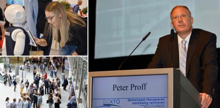 Teilnehmerrekord bei DGKFO-Tagung in Nürnberg
