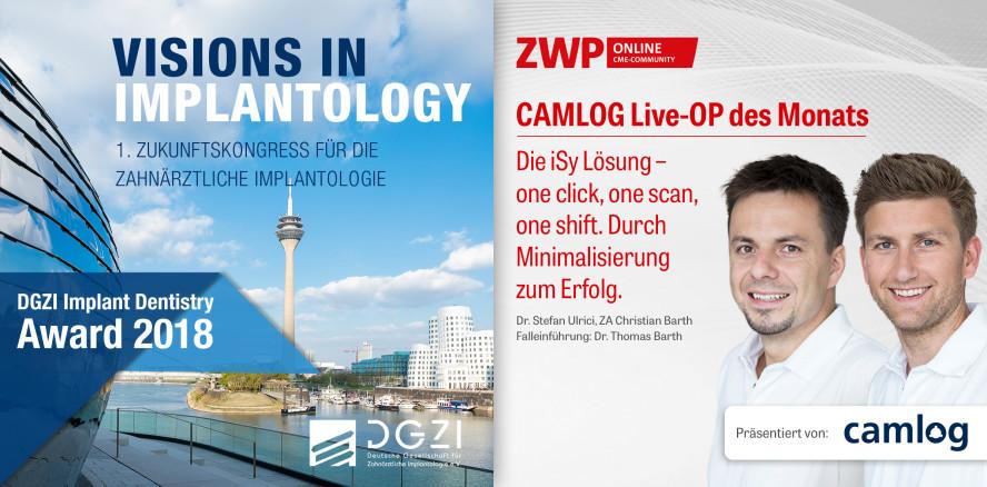 Live-OP zum 1. Zukunftskongress der DGZI im Archiv