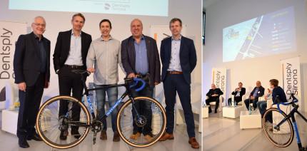 Dentsply Sirona präsentiert die Deutsche Rad-Cross Meisterschaft