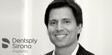 Dentsply Sirona Implants: Neuer Vice President Sales für D-A-CH
