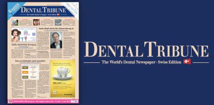 Jetzt online lesen: Die März-Ausgabe der Dental Tribune Schweiz ist da