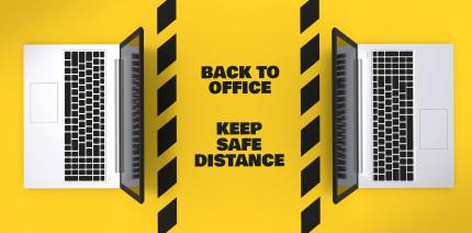 Rückkehr ins Büro: Achtung beim Datenschutz