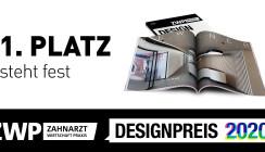 ZWP Designpreis 2020: Die Gewinnerpraxis ist gekürt!