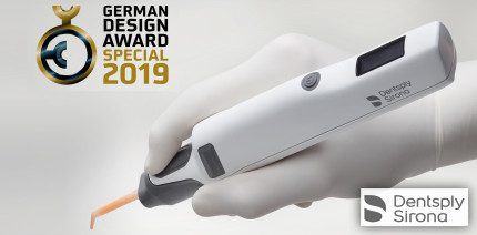 digit Power Dispenser gewinnt German Design Award