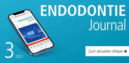 Neues Endodontie Journal legt den Fokus auf die Instrumente