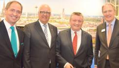 Bundesgesundheitsminister Hermann Gröhe eröffnet IDS 2017