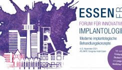 Freikarten für das Essener Forum für Innovative Implantologie