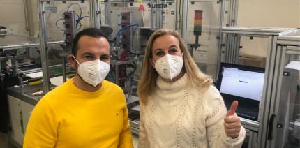 Made in Germany – FFP2-Masken aus dem Schwarzwald
