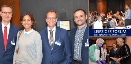 16. Leipziger Forum für Innovative Zahnmedizin