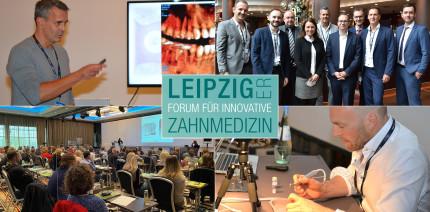 Leipziger Forum für Innovative Zahnmedizin sehr gut besucht