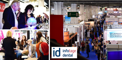 Branchentreff Frankfurt: 6.100 Besucher auf der id infotage dental