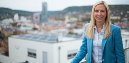 Rebecca Otto kandidiert für den Sitz im BZÄK-Vorstand