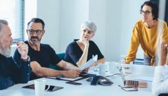 Viele Frauen arbeiten Teilzeit - Nur wenige weibliche Führungskräfte