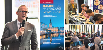 Implantologie im September auf St. Pauli: Neues und Bewährtes