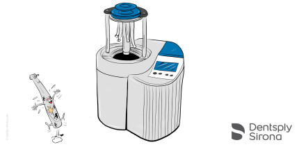 Hygiene per Knopfdruck mit dem DAC Universal
