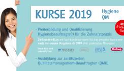 Hygieneseminar 2019 – Jetzt neu mit E-Learning-Tool