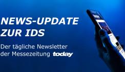 Breaking News per E-Mail: Täglicher today Newsletter zur IDS