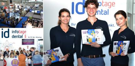 id infotage dental München mit positiver Bilanz