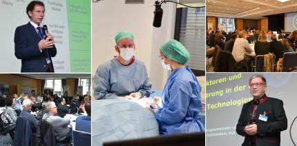 Live-OP und Table Clinics begeistern beim 6. Implantologieforum Berlin